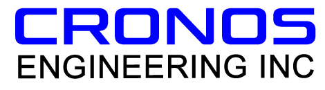 Cronos Engineering, Inc.